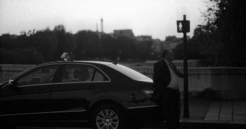 Такси в Париже photo @Nicolas Vigier