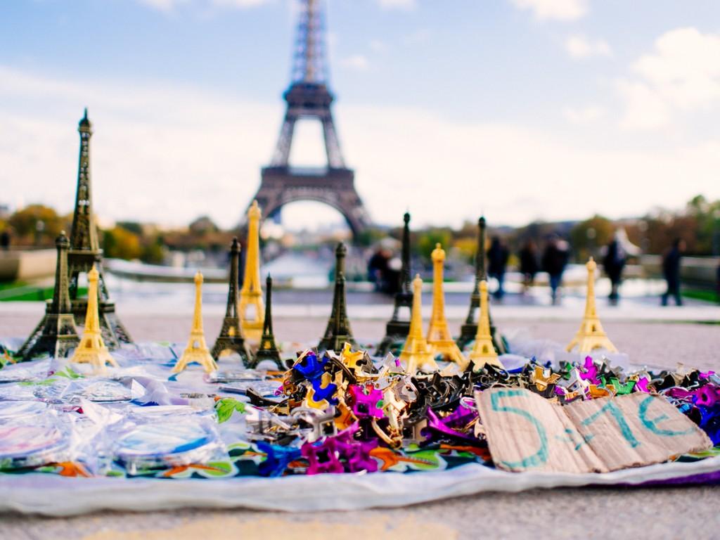 Сувенир из Парижа photo@Fabrizio Sciami