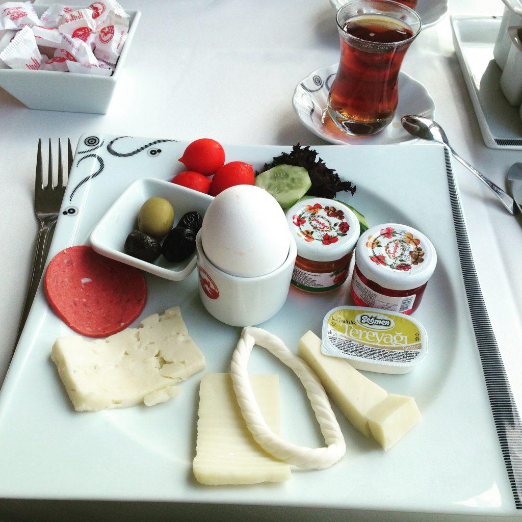 Завтрак TourIstanbul