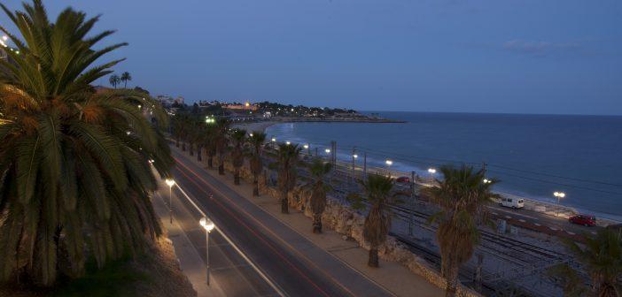  Прогулки по ночной Таррагоне