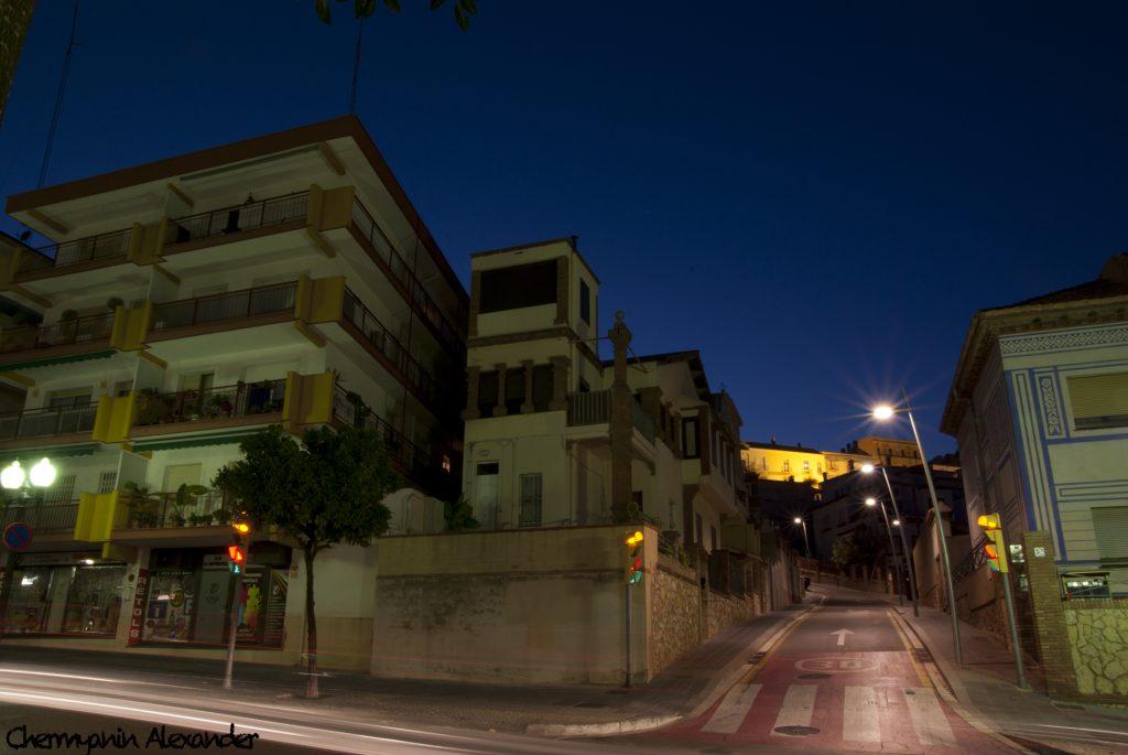 Улочка в Таррагоне