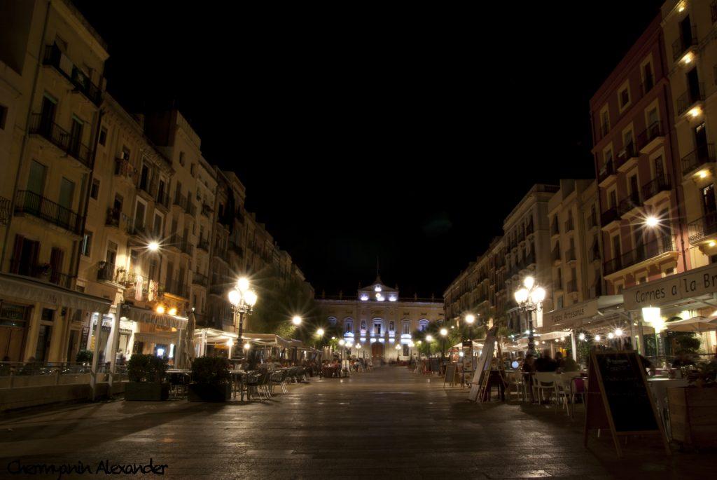 Старый город Таррагона