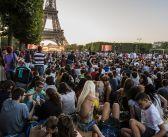 Все балы в честь дня Взятия Бастилии 13 и 14 июля 2017