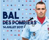Бал пожарных 2017 — Les bals des pompiers