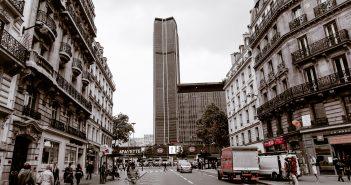Башня Монпарнас — лучший вид на Париж