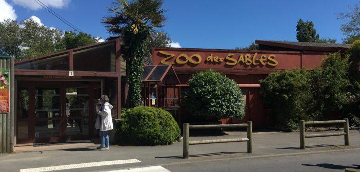 Зоопарк города Ле Сабль-д'Олон   Zoo de Sables d'Olonne